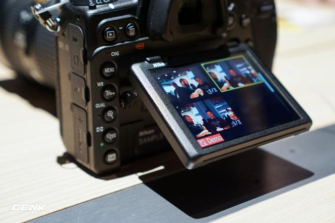 [CES 2020] Trên tay bộ đôi máy ảnh DSLR Nikon D6 và D780 - Ảnh 9.