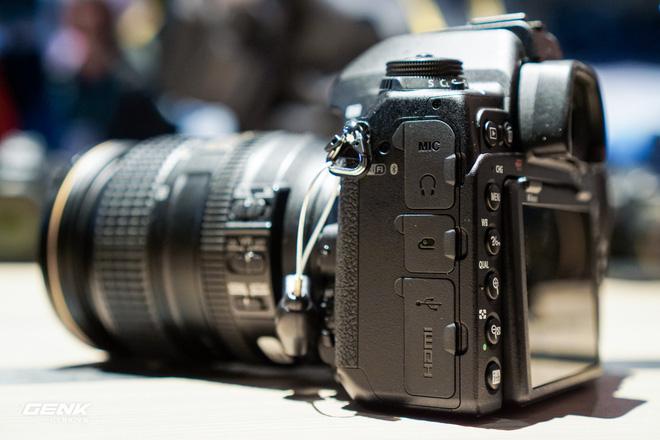 [CES 2020] Trên tay bộ đôi máy ảnh DSLR Nikon D6 và D780 - Ảnh 4.
