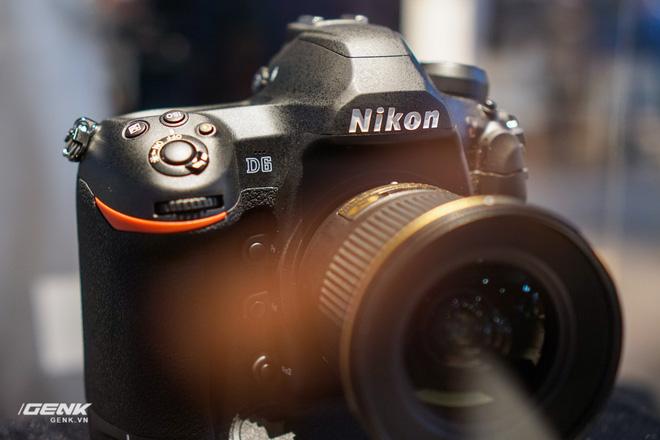 [CES 2020] Trên tay bộ đôi máy ảnh DSLR Nikon D6 và D780 - Ảnh 11.
