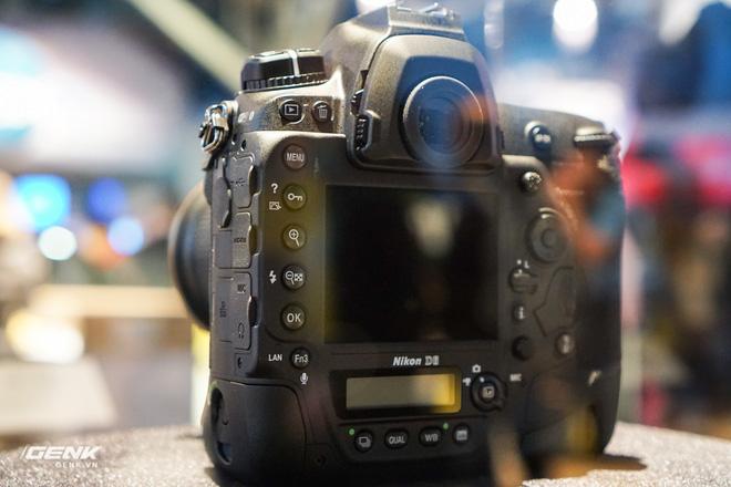[CES 2020] Trên tay bộ đôi máy ảnh DSLR Nikon D6 và D780 - Ảnh 14.