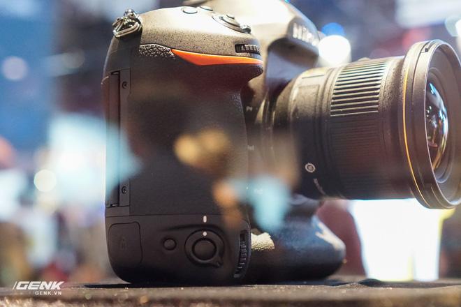 [CES 2020] Trên tay bộ đôi máy ảnh DSLR Nikon D6 và D780 - Ảnh 12.