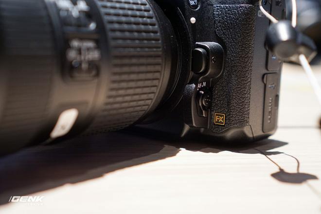 [CES 2020] Trên tay bộ đôi máy ảnh DSLR Nikon D6 và D780 - Ảnh 3.