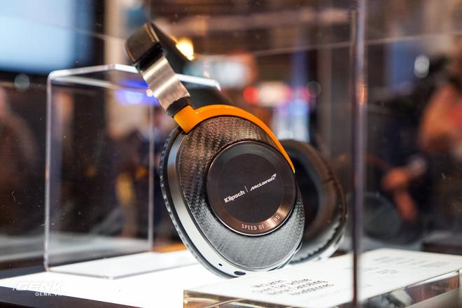 [CES 2020] Trên tay những cặp tai nghe hầm hố của Klipsch hợp tác với hãng xe McLaren - Ảnh 13.