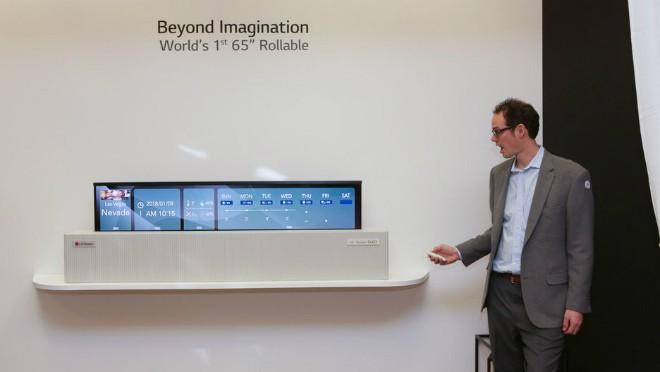 Công nghệ Tivi tại CES 2020: Từ siêu to khổng lồ tới tivi biến hình và tivi siêu đắt đỏ ảnh 5