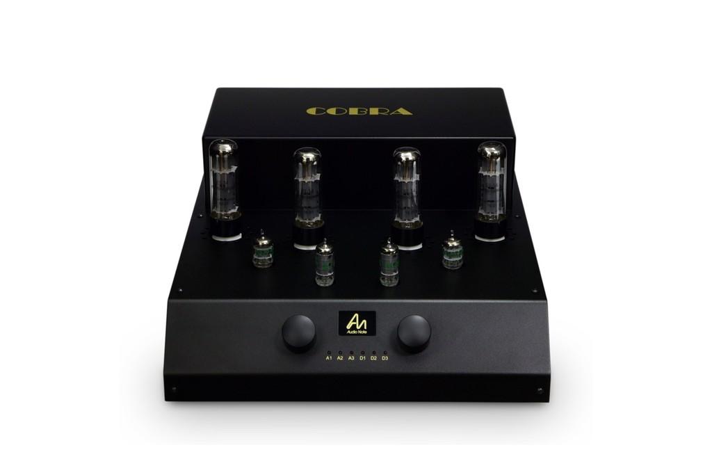 Audio Note (UK) Cobra, ampli đèn EL34 có sẵn DAC với giá không phải nghĩ ảnh 2