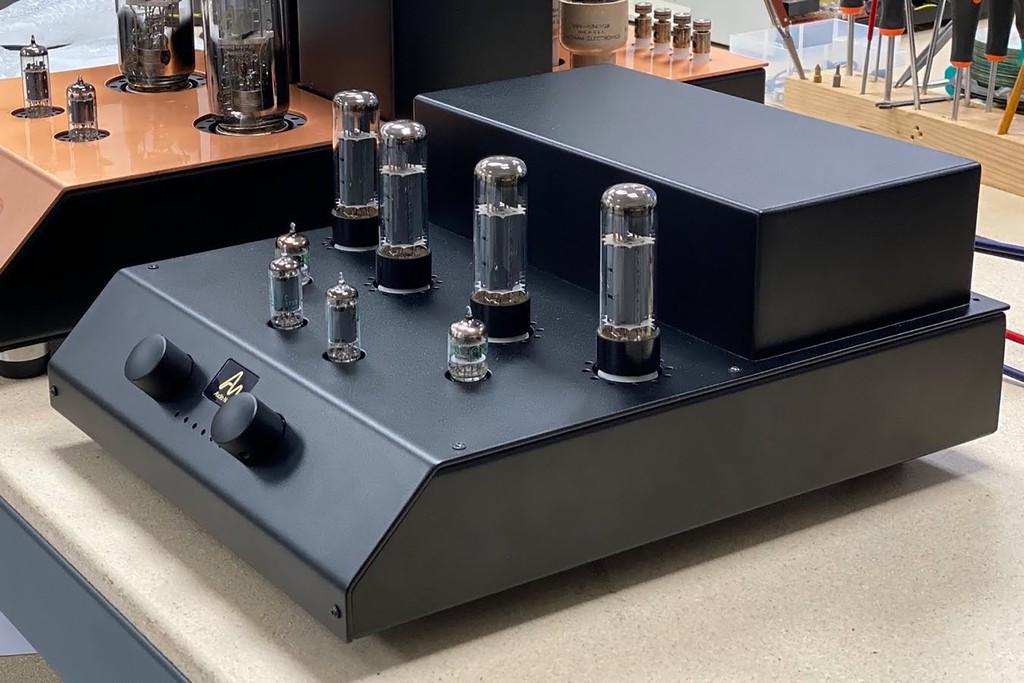 Audio Note (UK) Cobra, ampli đèn EL34 có sẵn DAC với giá không phải nghĩ ảnh 1