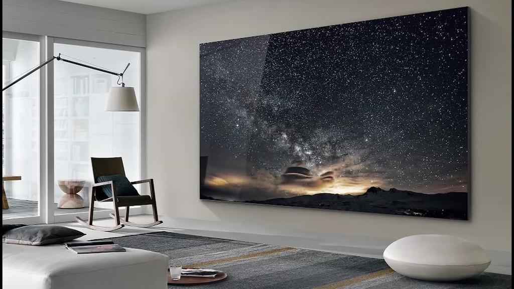 Công nghệ Tivi tại CES 2020: Từ siêu to khổng lồ tới tivi biến hình và tivi siêu đắt đỏ ảnh 4