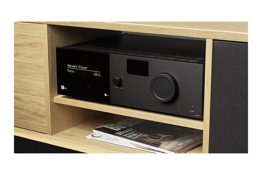 Lyngdorf giới thiệu surround processor 12 kênh nhì bảng MP-40, dành cho phòng phim ultra ảnh 4