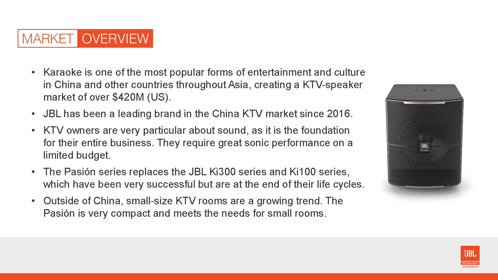 Báo cáo nghiên cứu thị trường Karaoke do JBL thực hiện