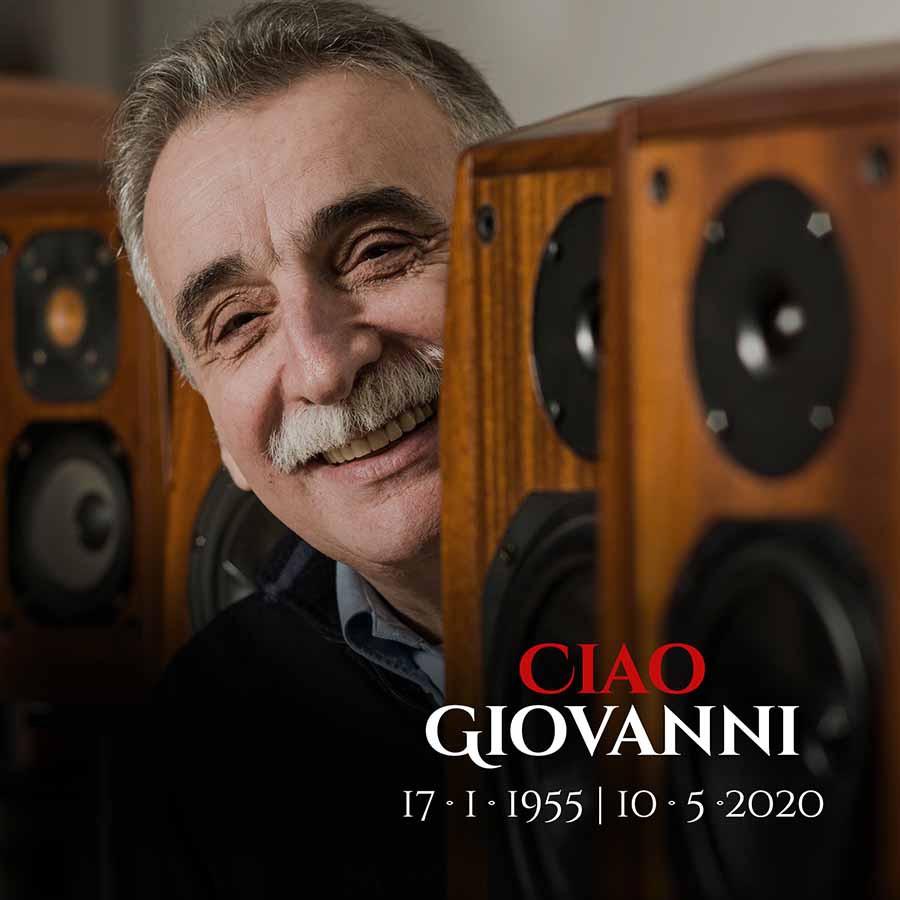Vĩnh biệt Giovanni Nasta - Nhà sáng lập hãng loa Opera, sở hữu Unison Research ảnh 1