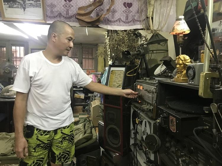 Dàn loa độc nhất VN của'tay chơi' phố cổ, được trả giá'khủng' không bán