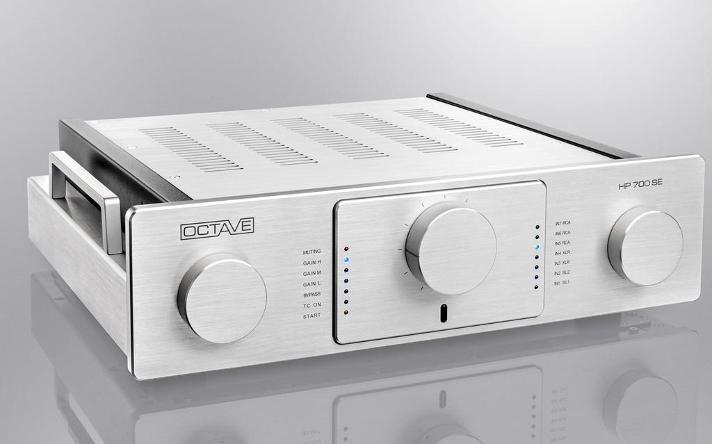 Octave chính thức bán ampli V 70 Class A và preamp HP 700 SE ảnh 4