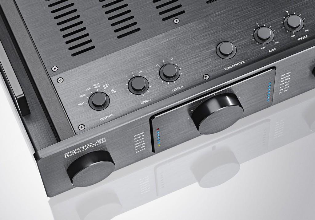 Octave chính thức bán ampli V 70 Class A và preamp HP 700 SE ảnh 7