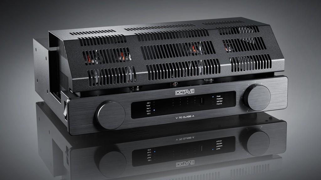 Octave chính thức bán ampli V 70 Class A và preamp HP 700 SE ảnh 2