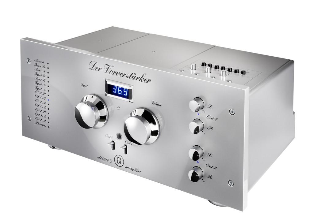 MBL 6010D và 9008A - Bộ khuếch đại hi-end luxury hút hồn audiophile ảnh 4