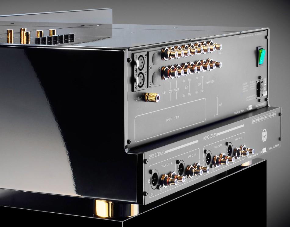 MBL 6010D và 9008A - Bộ khuếch đại hi-end luxury hút hồn audiophile ảnh 3