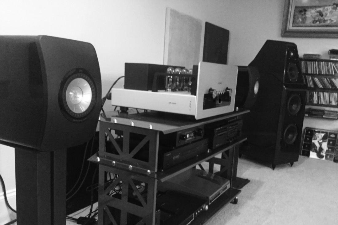 ampli audio research gsi75 hay