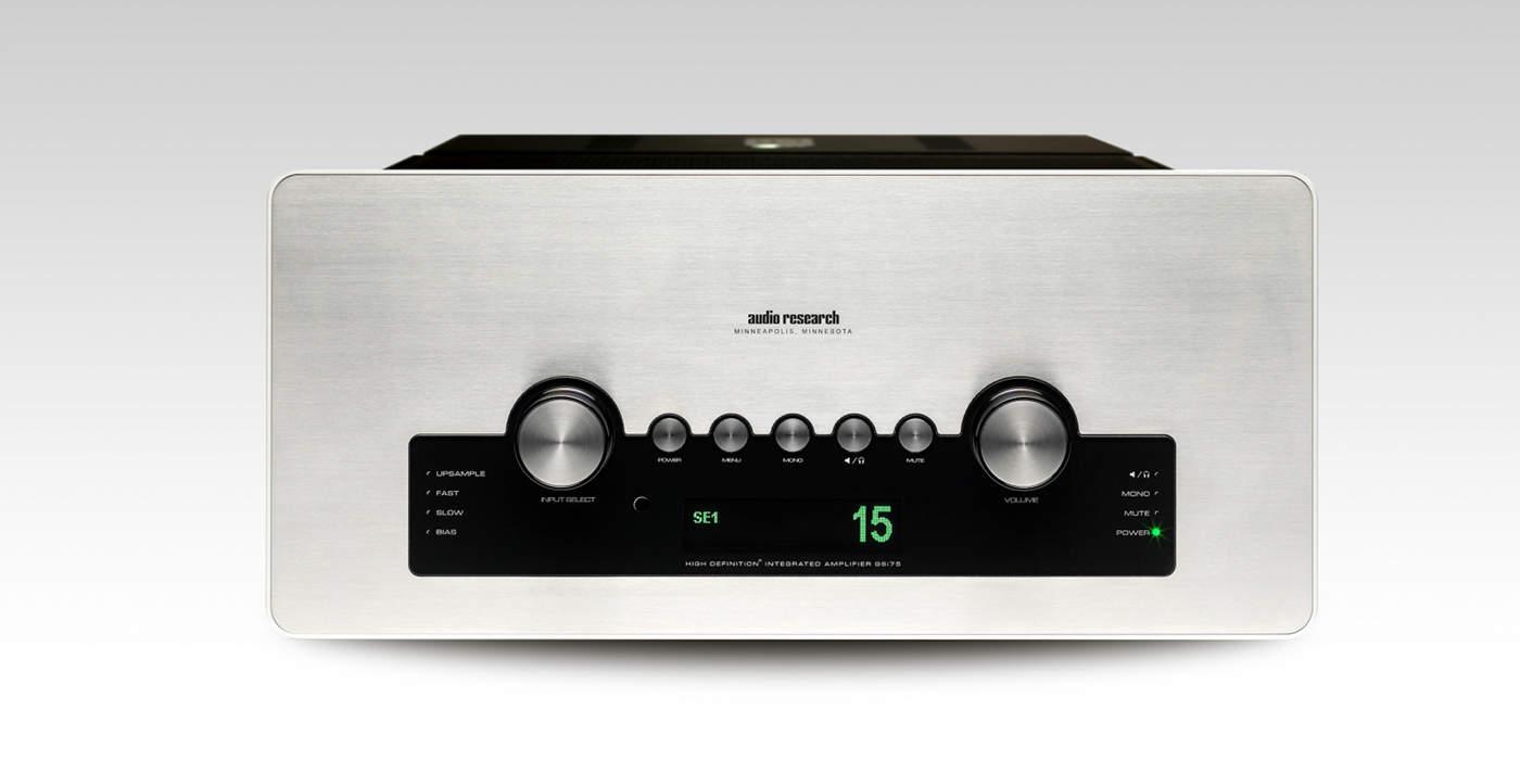 ampli audio research gsi75