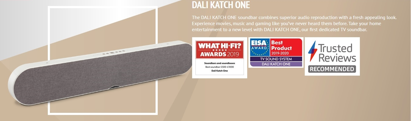 DALI Katch One