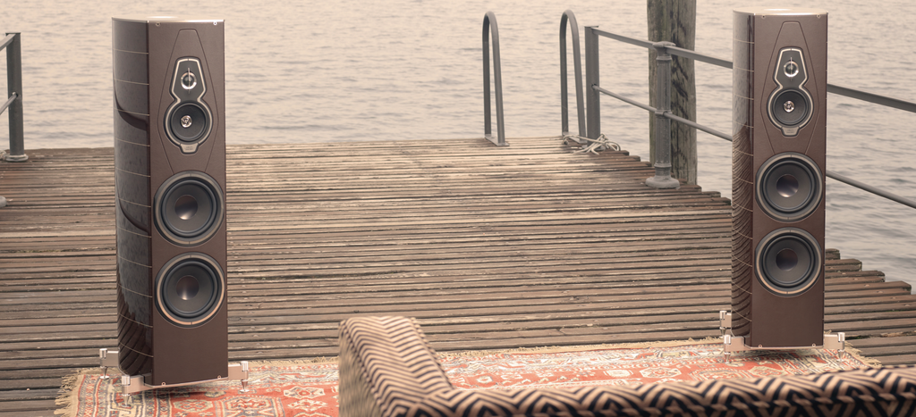 Sonus Faber Homage Amati Tradition - Chế tác hoàn mỹ, kiểm soát nền âm xuất sắc ảnh 2
