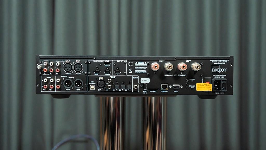 """Lyngdorf TDAI-3400 - Ampli streaming Đan Mạch """"làm đẹp"""" mọi phòng nghe bằng RoomPerfect ảnh 7"""