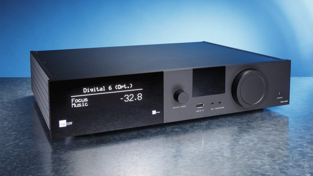 """Lyngdorf TDAI-3400 - Ampli streaming Đan Mạch """"làm đẹp"""" mọi phòng nghe bằng RoomPerfect ảnh 6"""