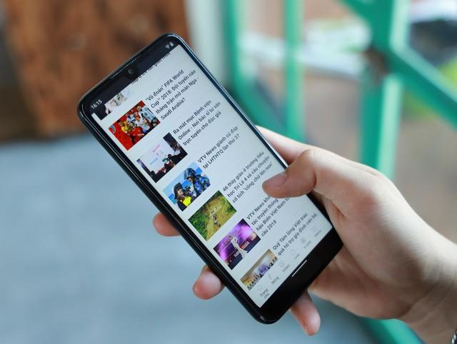 Vsmart Star 4 - Smartphone cấu hình tốt với mức giá hơn 2 triệu - Ảnh 1.
