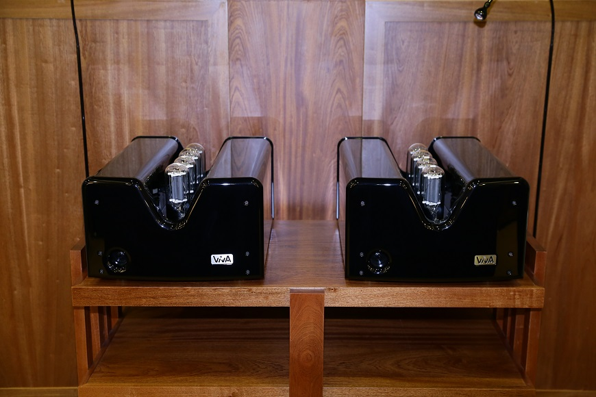 Power ampli Viva Audio Aurora