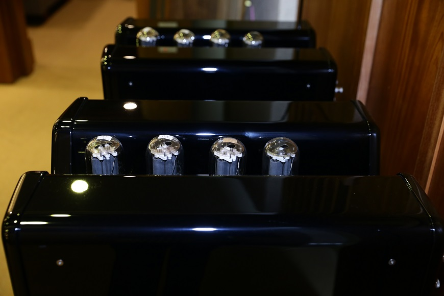 Power ampli Viva Audio Aurora dep