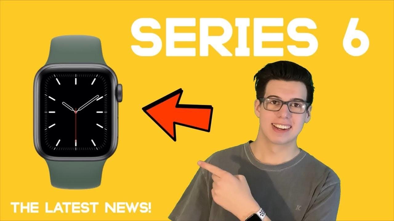Đồng hồ Apple Watch Series 6 có thể phát hiện người đeo nhiễm Covid-19