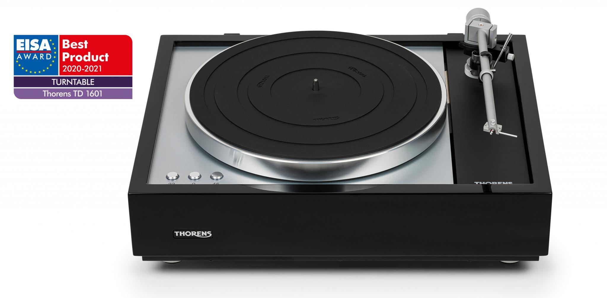 Slider TD1601 black EISA 3