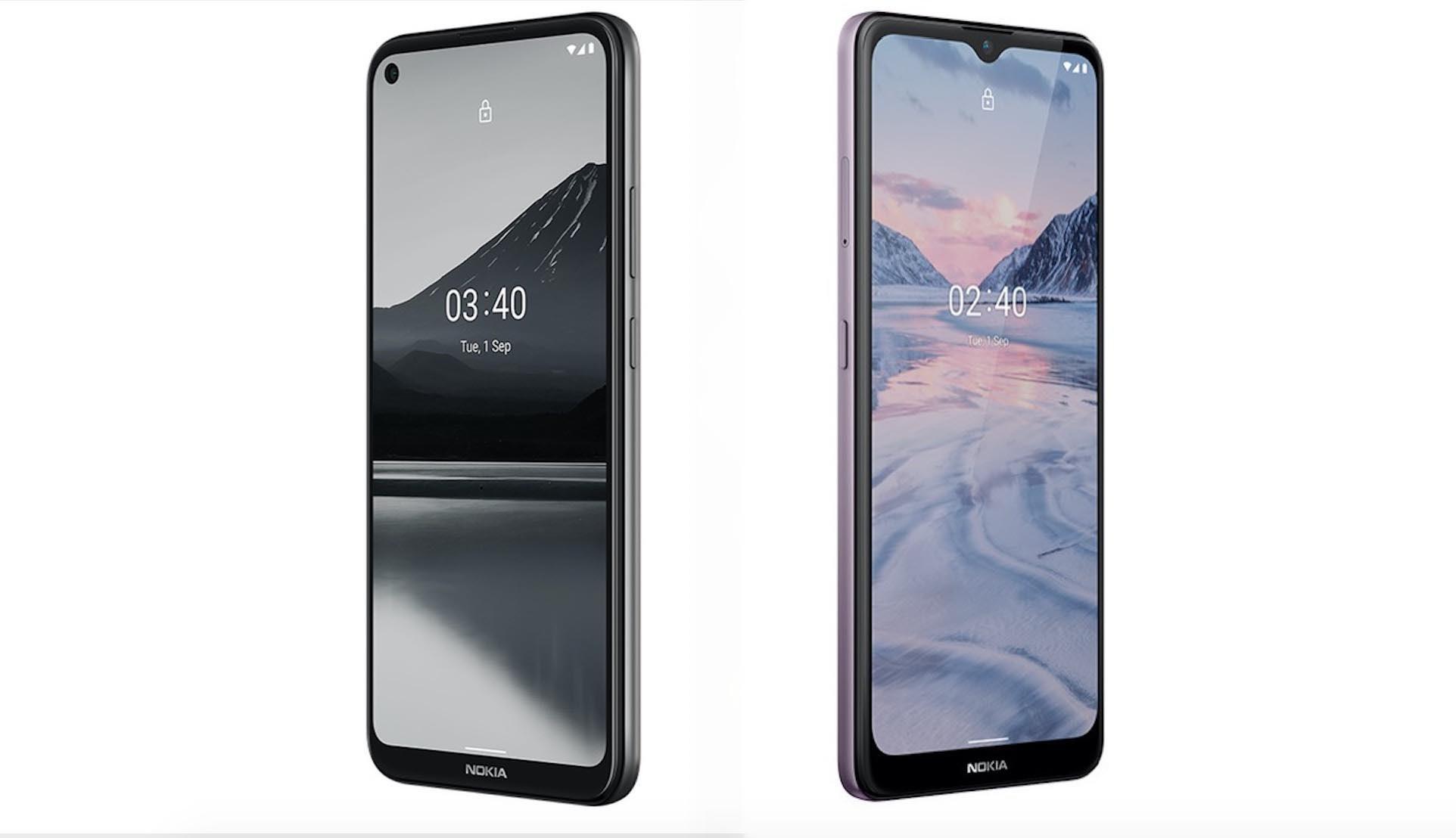 Nokia 2.4 và 3.4 được làm mới với mức giá dưới 200 USD