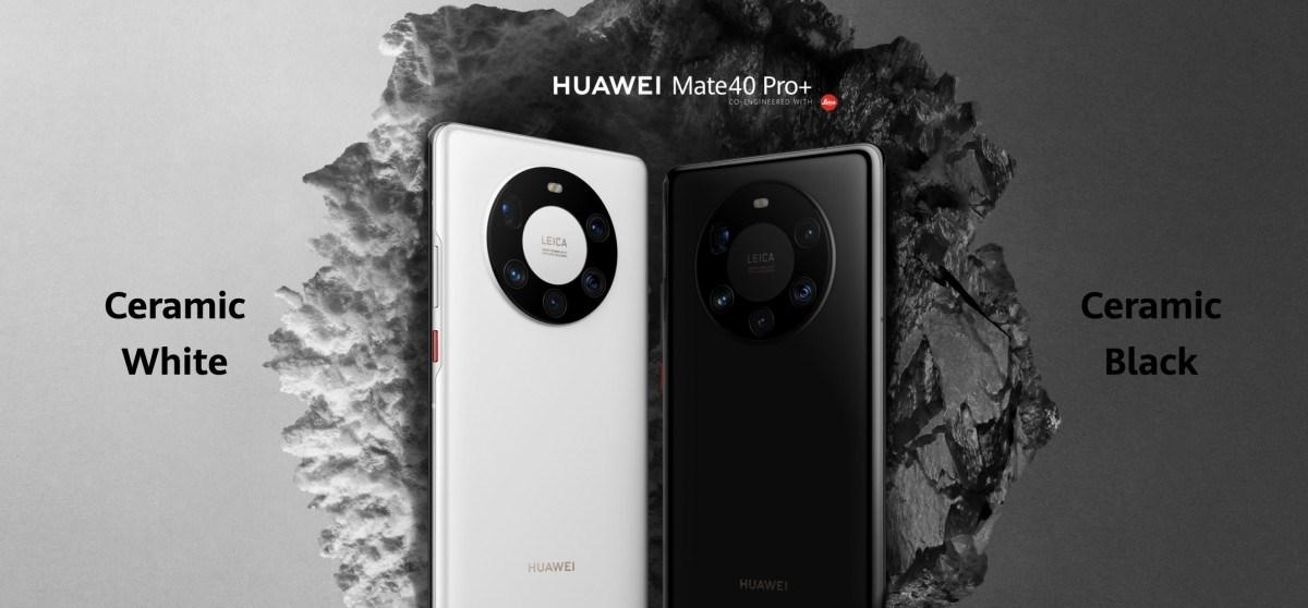 Huawei Mate 40 Pro, Mate 40 Pro+ và Mate RS chính thức ra mắt