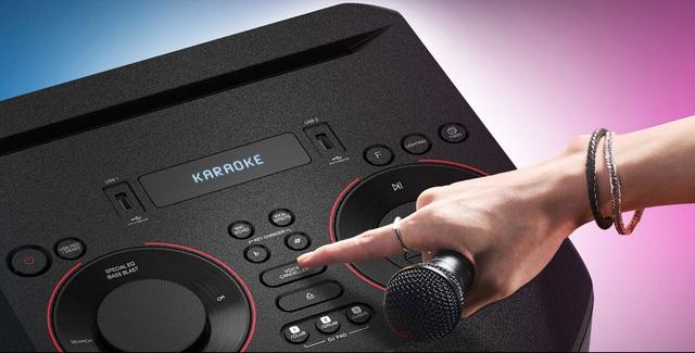 Dàn loa LG XBOOM 2020: mang cả sân khấu chuyên nghiệp về nhà - 3