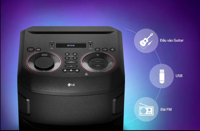 Dàn loa LG XBOOM 2020: mang cả sân khấu chuyên nghiệp về nhà - 4