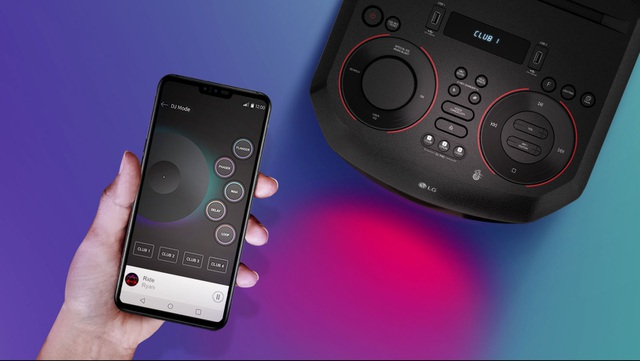 Dàn loa LG XBOOM 2020: mang cả sân khấu chuyên nghiệp về nhà - 5