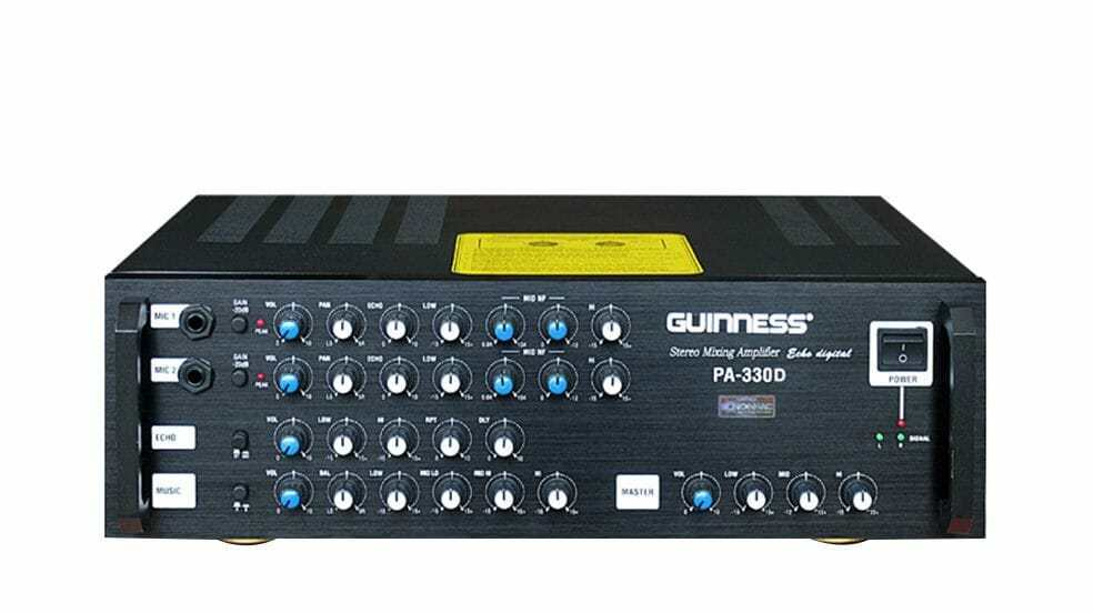 Amply Guinness PA-330D