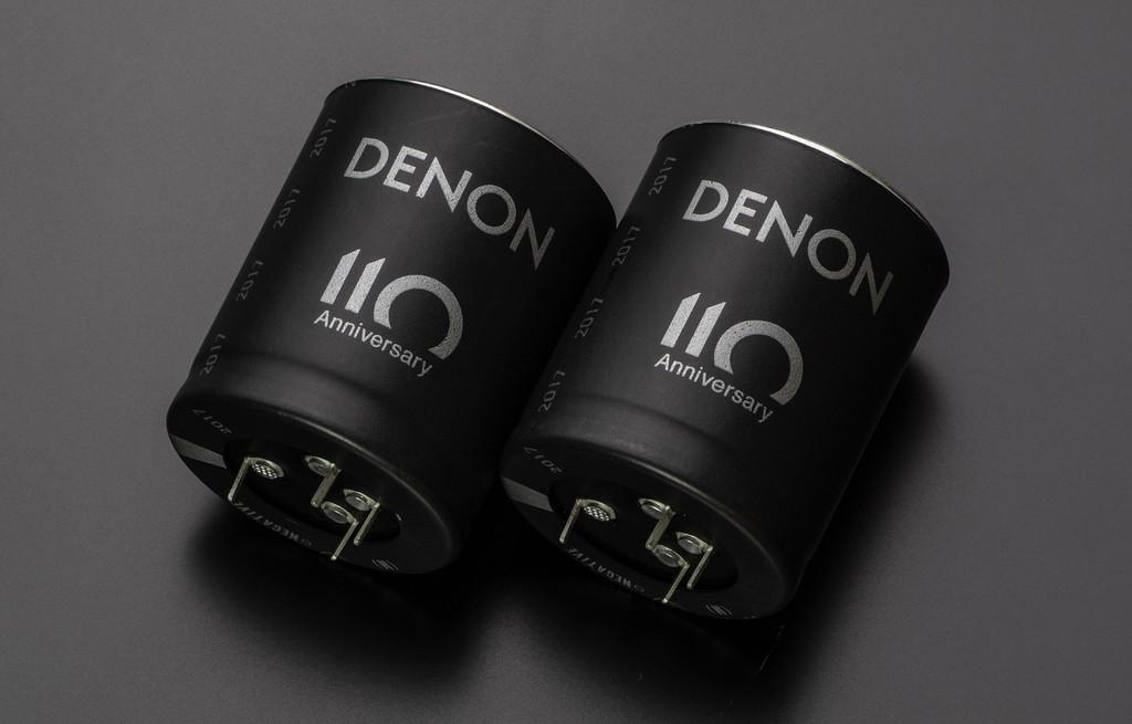Xem trước 4 thiết bị hi-end đặc biệt kỷ niệm 110 năm thành lập thương hiệu Denon ảnh 5