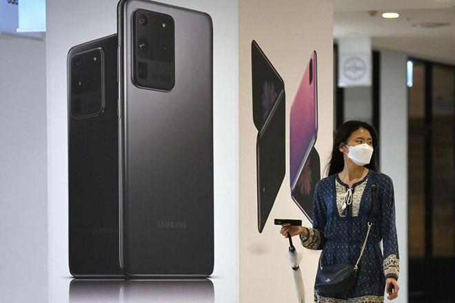 Bản kế nhiệm của Galaxy S20 sẽ có giá bán hấp dẫn hơn nhiều? /// Ảnh: AFP