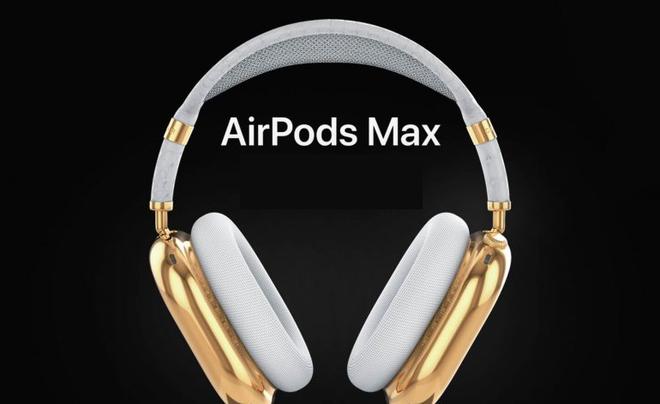 Đây có thể là chiếc tai nghe AirPods đắt nhất thế giới, giá sương sương khoảng 2,5 tỷ đồng - Ảnh 1.