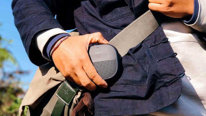 Loa bluetooth mini Bose Soundlink Micro