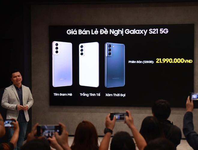 Samsung ra mắt bộ đôi Galaxy S21 và S21+ với nhiều cải tiến - ảnh 2
