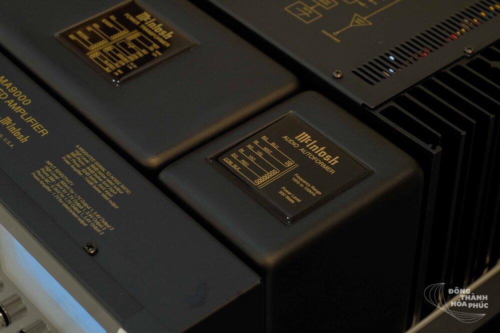 """Phần vỏ chứa biến thế xuất âm """"Autoformer"""" dành cho các ampli bán dẫn"""