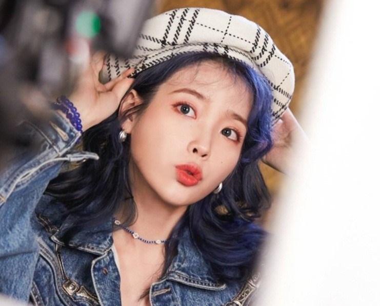 IU là nghệ sĩ tài năng được yêu mến tại Hàn Quốc. Ảnh nguồn: Xinhua.