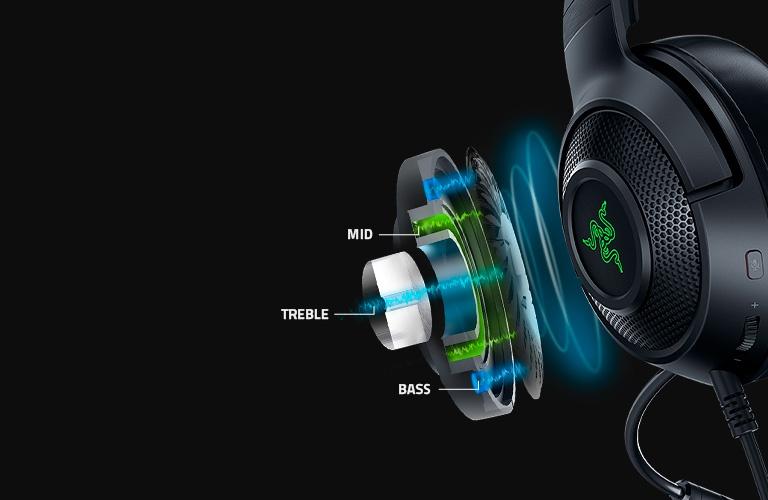 Tai nghe game Kraken V3 X - Bản nâng cấp đáng giá - ảnh 4