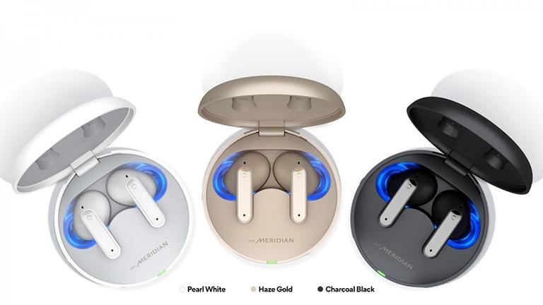 LG Tone Free DFP8W sẽ được bán với giá 180 EUR /// Ảnh: LG